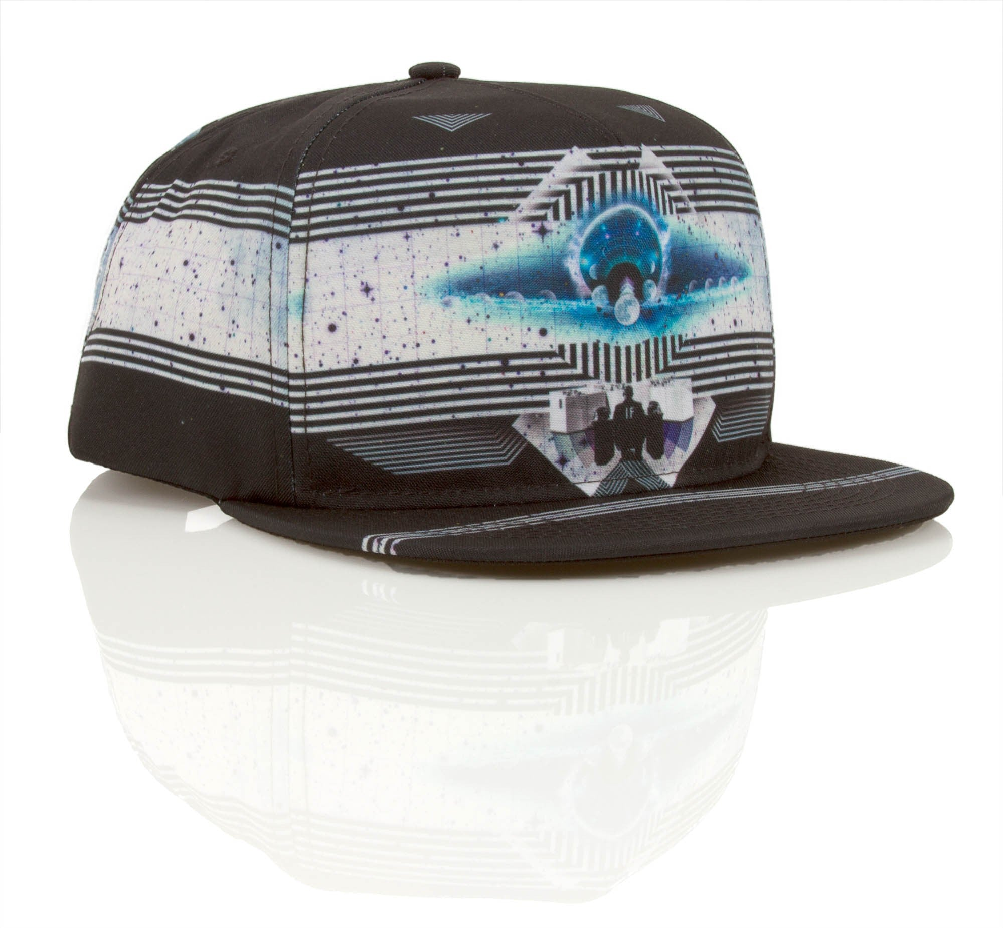 Imaginary Foundation - Mission Control Snapback - The Giant Peach - 2
