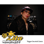 DJ Zita - MAMA MIX 4: Reggae Dancehall Classics, Mixed CD - The Giant Peach