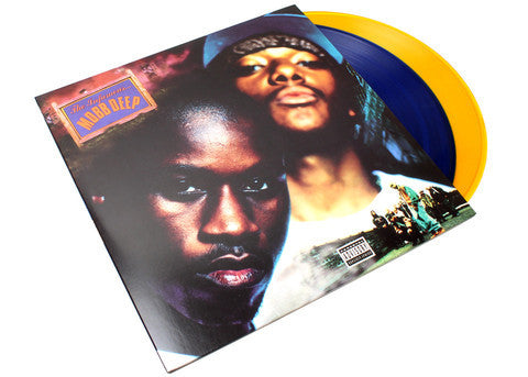 Mobb Deep - The Infamous (20 Year Anniversary Edition), Colored 2xLP Vinyl - The Giant Peach - 2