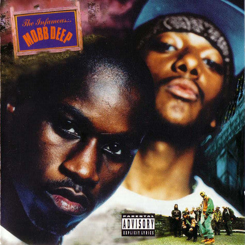 Mobb Deep - The Infamous (20 Year Anniversary Edition), Colored 2xLP Vinyl