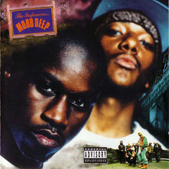 Mobb Deep - The Infamous (20 Year Anniversary Edition), Colored 2xLP Vinyl - The Giant Peach - 1