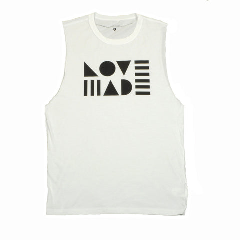 Lovemade -Modern Lovers Women's Tee, White