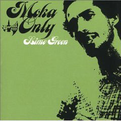 Moka Only - Lime Green, CD - The Giant Peach