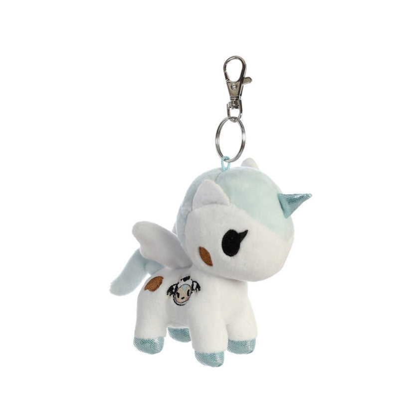 tokidoki - Mooka Unicorno Plush Clip-On - The Giant Peach