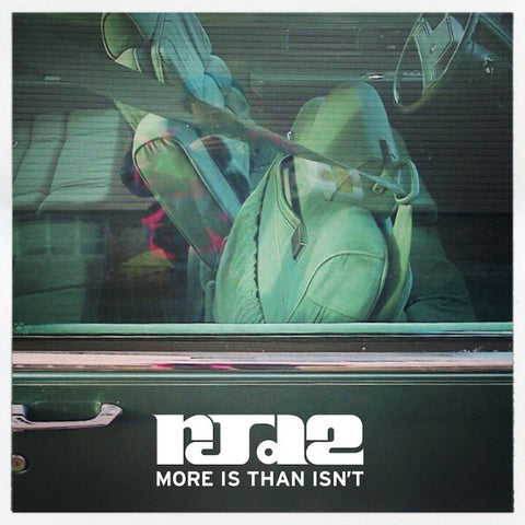 RJD2 - More is Than Isn't, 2xLP Vinyl