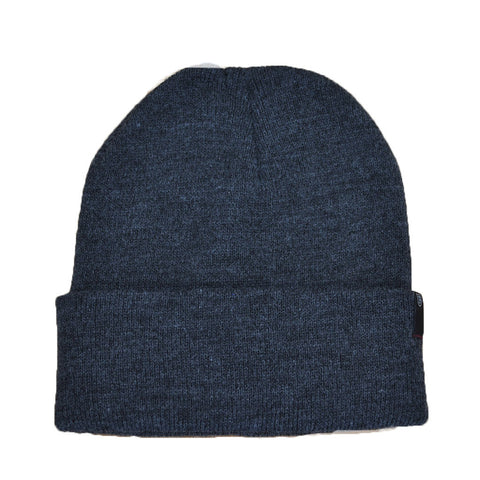 Brixton - Morley Watch Cap Men's Beanie, Heather Grey