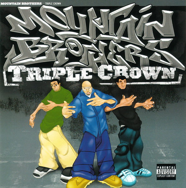 Mountain Brothers - Triple Crown, CD