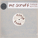 "Mr. Scruff - Donkey Ride / Giant Pickle, 12"" Vinyl - The Giant Peach"