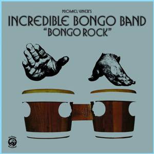 Incredible Bongo Band - Bongo Rock, CD - The Giant Peach
