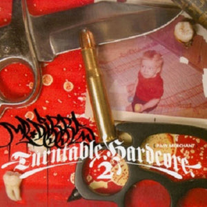 Mr. Dibbs - Turntable Hardcore 2 Pain Merchant, CD - The Giant Peach