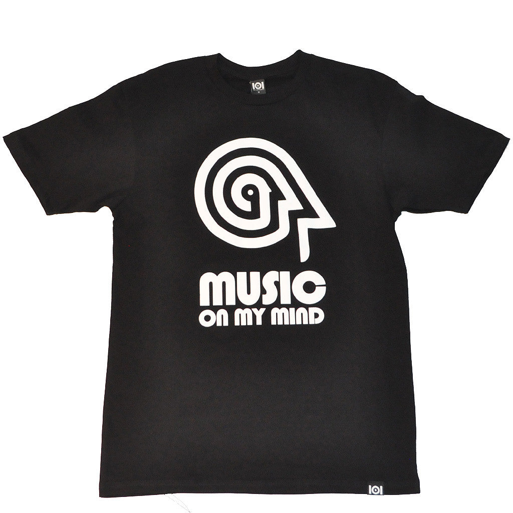 101 Apparel - Music On My Mind Men