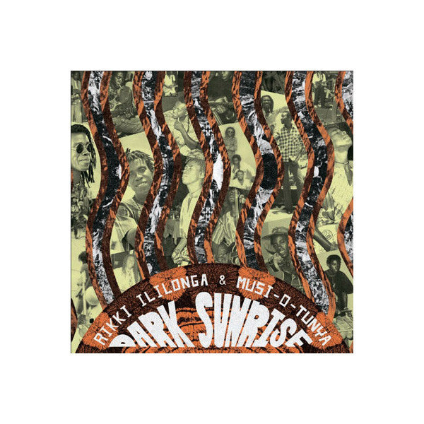Rikki Ililonga & Musi-O-Tunya - Dark Sunrise, 2xCD - The Giant Peach