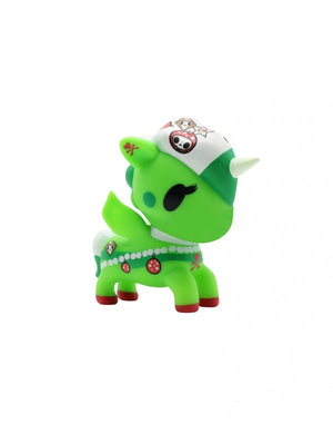 "tokidoki - Holiday 5"" Natalia Unicorno Vinyl Figure, Green"