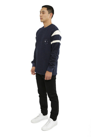 Akomplice -  The Navy Epple Sport Men's Crew, Navy