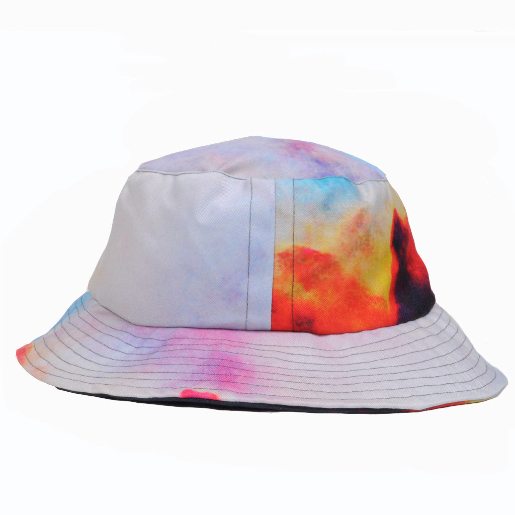 Akomplice - Nebula Bucket Hat - The Giant Peach - 2