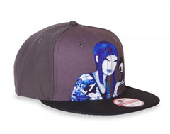 tokidoki - Down With You Snapback Hat, Storm - The Giant Peach