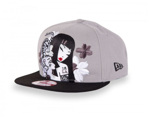 tokidoki - Pursuit Snapback Hat, Grey