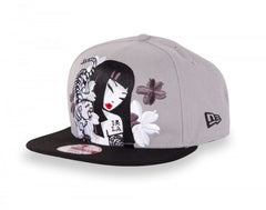 tokidoki - Pursuit Snapback Hat, Grey - The Giant Peach - 2
