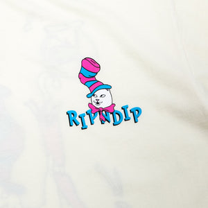 RIPNDIP - Nerm In A Hat Men's Tee, Natural