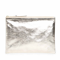 Herschel Supply Co - Network Pouch (Large), Gold/Silver - The Giant Peach - 1