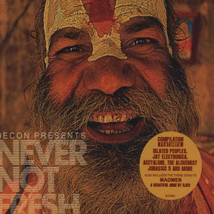Various Artists - Decon Presents: Never Not Fresh, CD - The Giant Peach