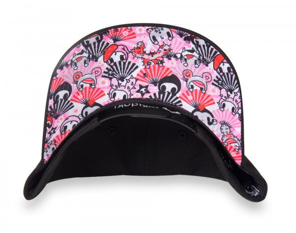 tokidoki - Kawaii Ride Trucker, Black - The Giant Peach