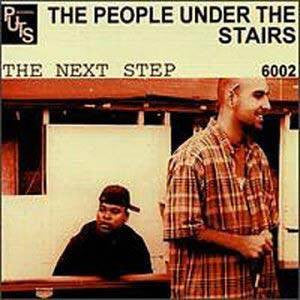 People Under the Stairs - The Next Step, CD - The Giant Peach