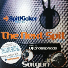 Spitkicker - The Next Spit Vol. 2 Hosted By Saigon, Mixed CD - The Giant Peach