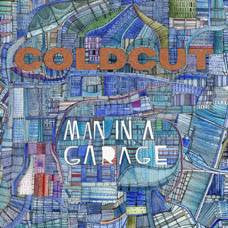 "Coldcut - Man in a Garage, 12"" Vinyl - The Giant Peach"