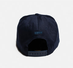 10Deep - Norm Snapback Cap, Navy - The Giant Peach - 3