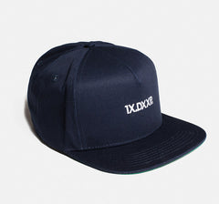 10Deep - Norm Snapback Cap, Navy - The Giant Peach - 1