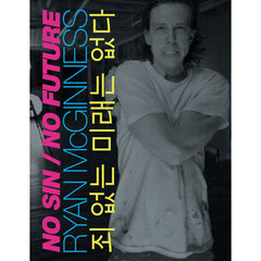 Ryan McGinness - No Sin / No Future, Hardcover - The Giant Peach