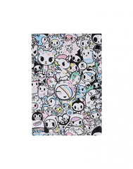 tokidoki - Pastel Pop Notebook - The Giant Peach