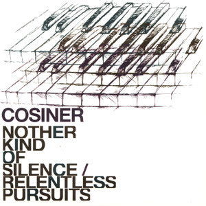 "Cosiner - Nother Kind of Silence (Import), 7"" Vinyl - The Giant Peach"