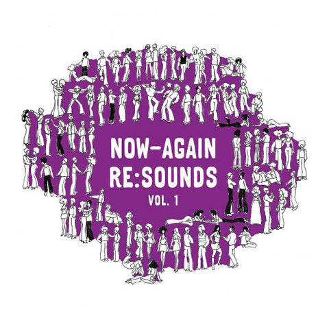 Now-Again Re:Sounds, Vol. 1, CD