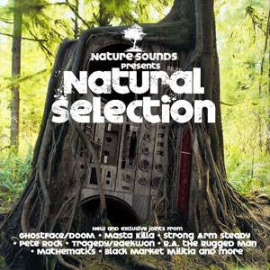 V/A - Nature Sounds Presents Natural Selection, 2xLP Vinyl - The Giant Peach