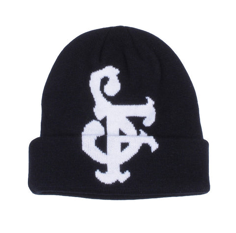 TRUE - NSF Beanie Hat, Black