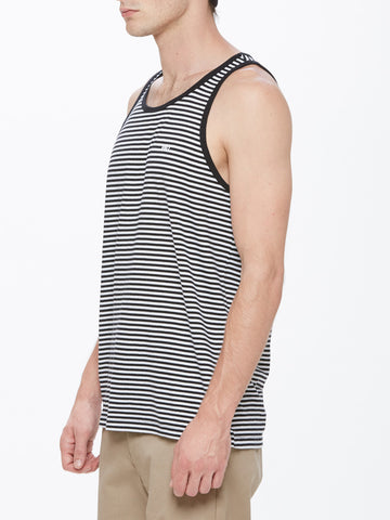 OBEY - Apex Men's Tank, Black Multi