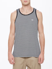 OBEY - Apex Men's Tank, Black Multi - The Giant Peach