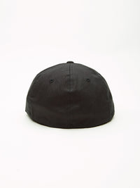 OBEY - Franklin Flexfit Men's 6 Panel Hat, Black - The Giant Peach