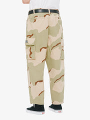 OBEY - Fubar Big Fits Men's Cargo Pants, Desert Camo
