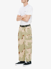 OBEY - Fubar Big Fits Men's Cargo Pants, Desert Camo - The Giant Peach