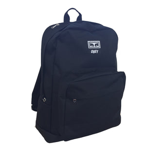 OBEY - Drop Out Juvee Backpack, Black - The Giant Peach