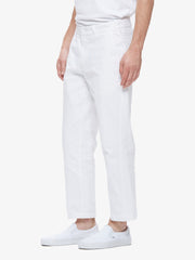 OBEY - Straggler Men's Carpenter Pant II, White