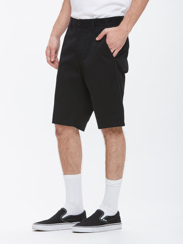 OBEY - Straggler Men's Shorts, Black