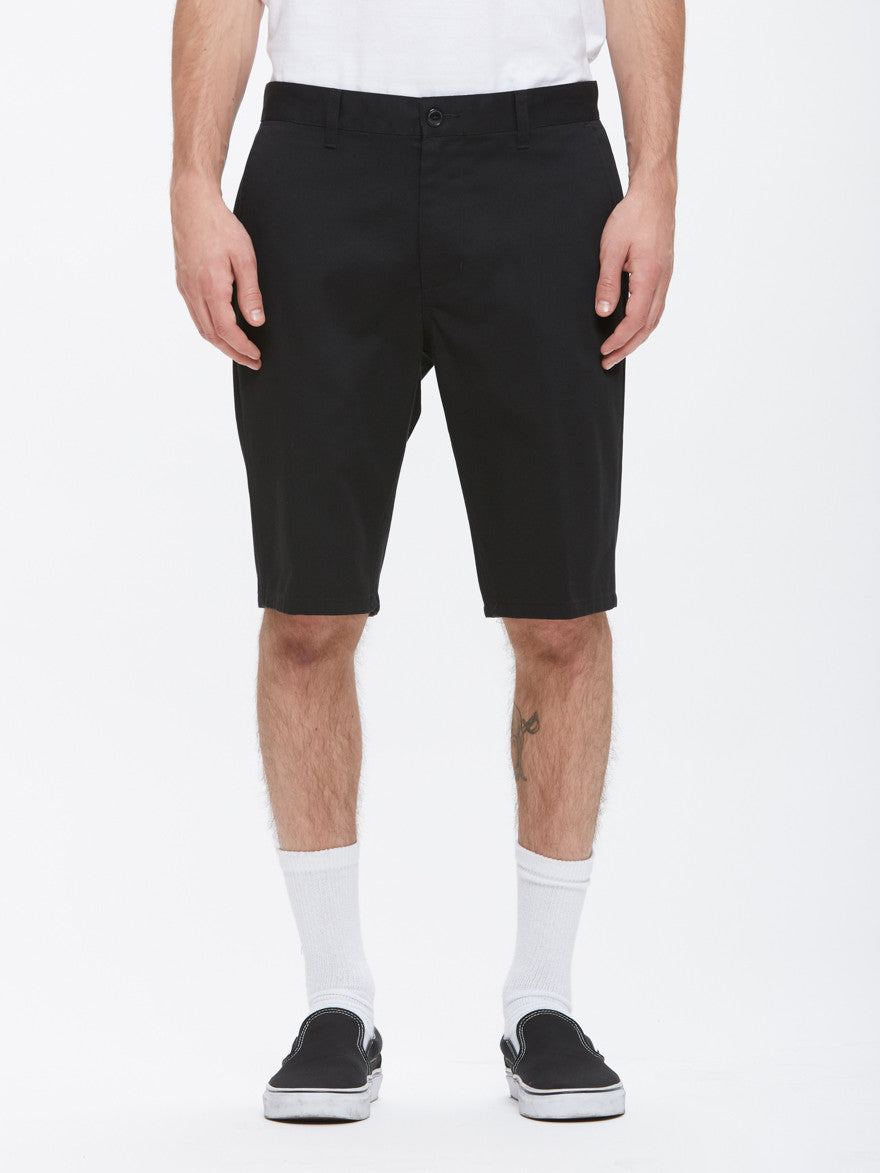 OBEY - Straggler Men's Shorts, Black - The Giant Peach