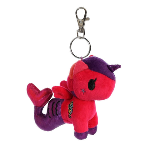 tokidoki - Oceania Mermicorno Plush Clip-On