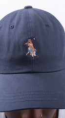 Akomplice - OLOP Dad Hat, Navy - The Giant Peach