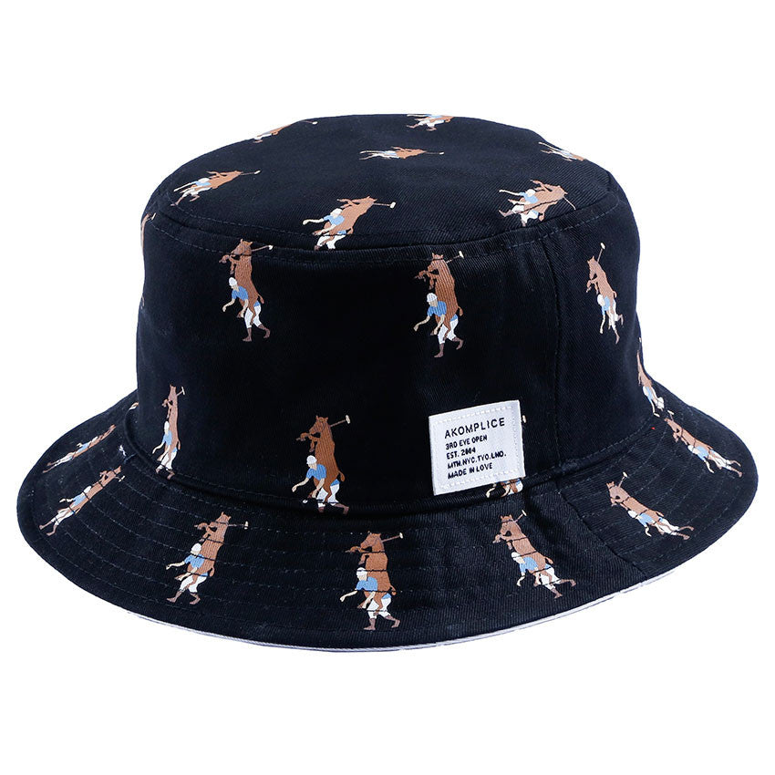 Akomplice - OLOP Reversible Bucket Hat - The Giant Peach
