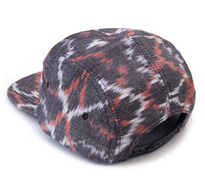 Akomplice V.S.O.P. Orange Granite 5-Panel Snapback Hat - The Giant Peach